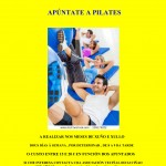 cartel PILATES 13